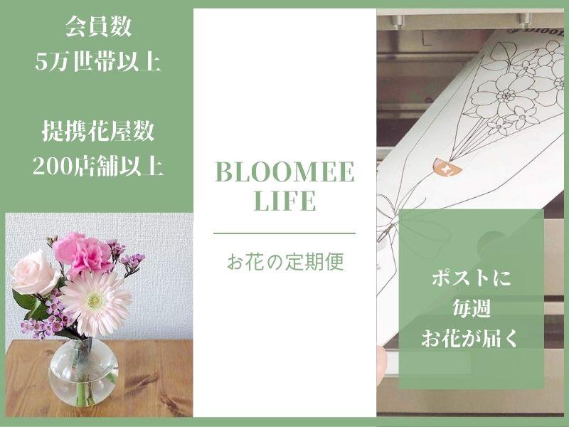 ブルーミーライフ(Bloomee LIFE)とは