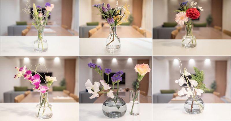 ブルーミーライフ:お花を選べない