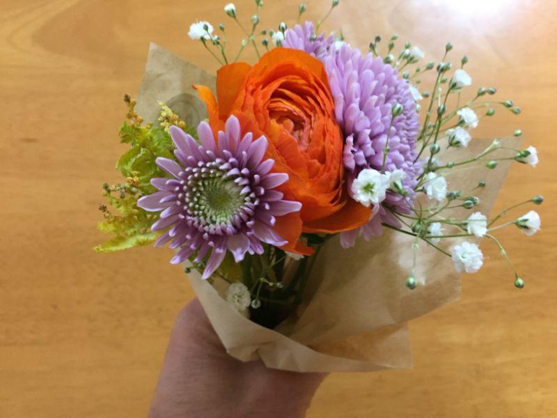 ブルーミーライフ3回目のお花はコレ