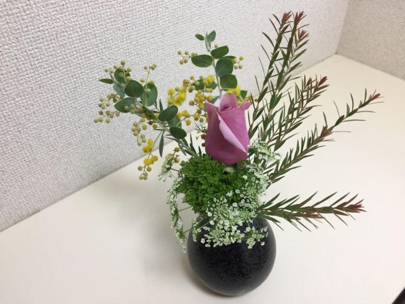 ブルーミーライフ:4回目の花